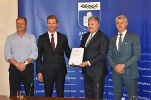 Potpisan ugovor za obnovu Zadarske rive
