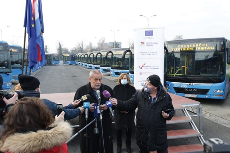 """Održana završna konferencija za projekt """"Nabava 29 autobusa za ZET d.o.o."""""""