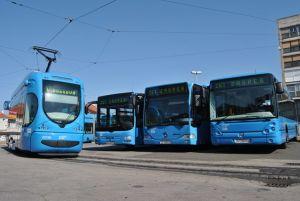 ZET obnavlja vozni park s novih 65 autobusa