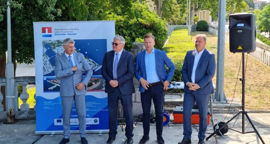 Održana konferencija za prometno i kulturno značajni projekt obnove zadarske rive
