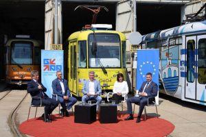 Tramvajsku električnu mrežu u Osijeku obnavljat će Končar i Colas Rail