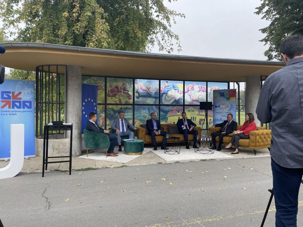 """Stvoreni preduvjeti za početak radova na projektu """"Modernizacija tramvajske infrastrukture na području Grada Osijeka"""""""